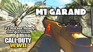 Fusée V2 avec toutes les armes : M1 Garand #9 (en Hardcore)
