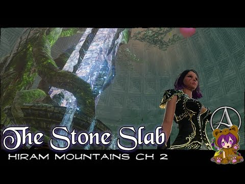 Archeage Unchained - Hiram Mountains Ch 2: The Stone Slab