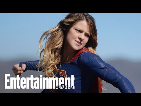 Supergirl Touches Down In Riverdale In New Season 2 Set Photo | News Flash | Entertainment Weekly