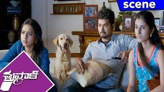 Vidyut Jamwal Warns Vijay Over Attack On Sleeper Cells - Thuppakki Movie Scenes