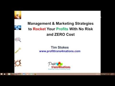 Business Management Course | How to Manage a Business | Double Your Profits! | Business Courses