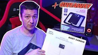 Η απίστευτη WiFi ζυγαριά μου! +Giveaway