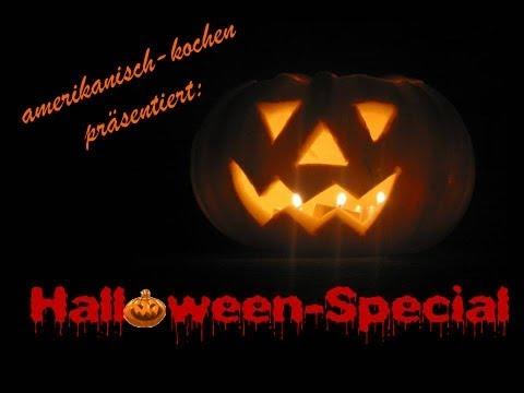 Halloween-Special 2011- leckere Snacks für Halloween! #1
