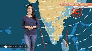 Weather Forecast for Nov 19: Delhi Pollution to remain on lower side; Rain in Kolkata, Odisha