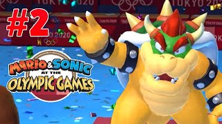 MARIO & SONIC AT THE OLYMPIC GAMES TOKYO 2020 - PART 2 : BOXING