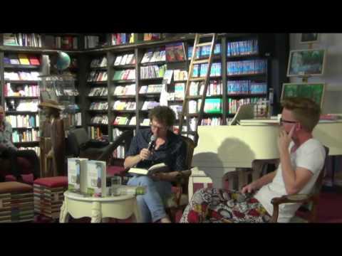 Arnon Grunberg leest voor uit Moedervlekken