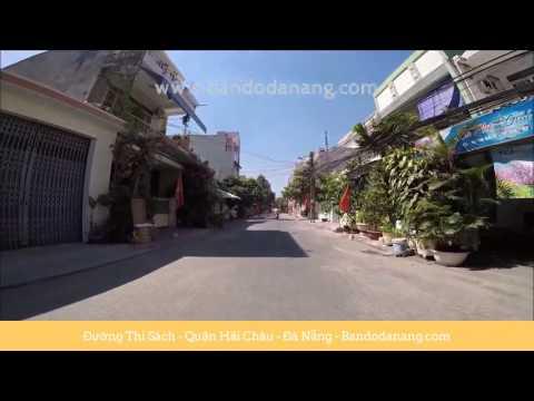 Đường Thi Sách - Quận Hải Châu - Đà Nẵng - Việt Nam - Da Nang Street View