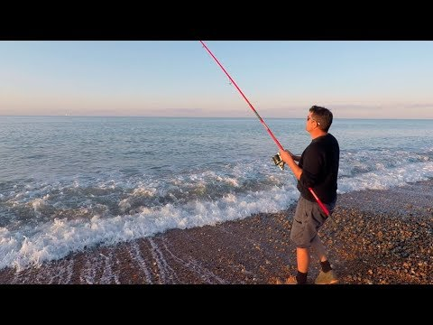 Sea Fishing Vlog 26.Target Sole From The Beach