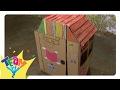 Artstig: Cardboard Doll House | Team Yey