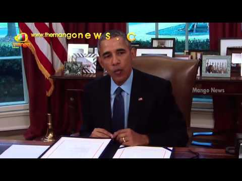 US President Obama signs 2 Year Budget Deal   Debt Ceiling raised into March 2017   Mango News