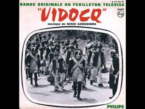 Serge Gainsbourg - Chanson Du Forçat - (B.O.VIDOCQ 1967)