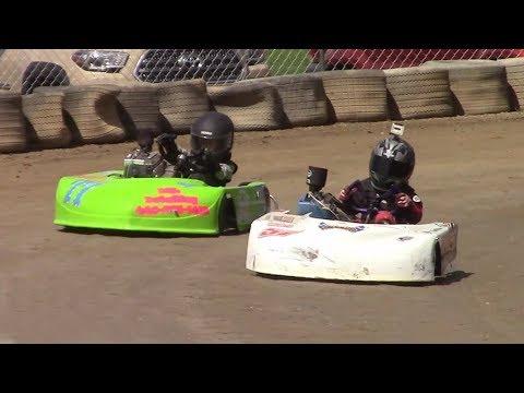 Junior Squirt Kart Feature | Eriez Karts | 8-13-17