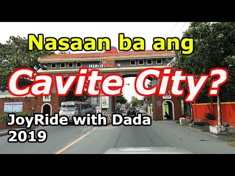 Visit Old Cavite City, Philippines 2019 Update! Tour Sightseeing,