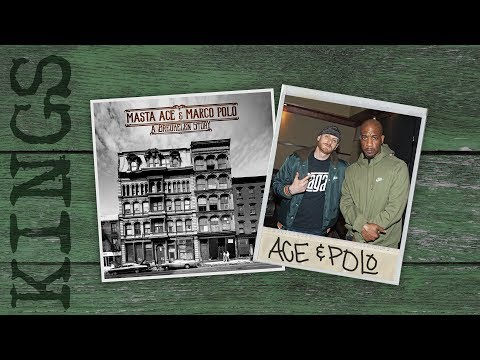 Masta Ace & Marco Polo - Kings (Official Video)