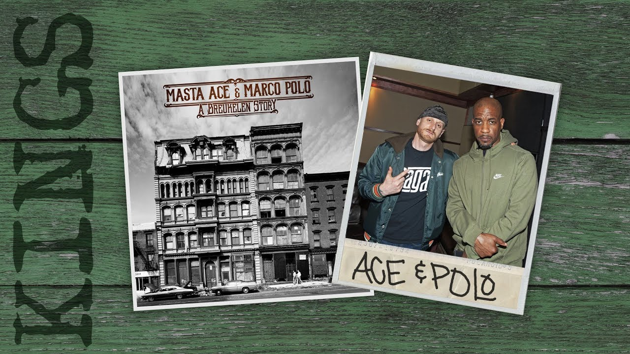huge discount 7e33b 2dade Masta Ace & Marco Polo - Kings (Official Video)