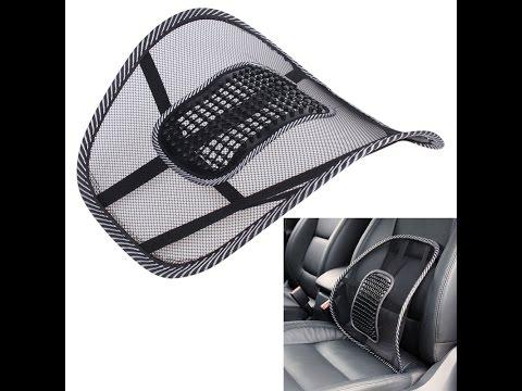 Поддержка для спины на кресло или стул в автомобиль или офис. За такие деньги #93
