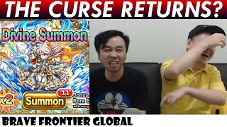 The Curse Returns? Rare Summon For Cleria Azalea & Rugahr (Brave Frontier Global)