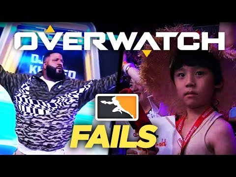 Top 10 Biggest Fails in Overwatch League History thumbnail