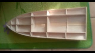 Homemade Rc Boat N°9