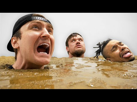 Can You Survive Quicksand For $10,000?