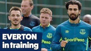 Back On The Training Pitches! | Everton Pre-season 2019/20