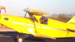 Repeat youtube video Glen David first landing RagWing Special