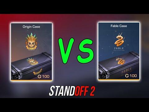 Origin VS Fable БИТВА КЕЙСОВ! ОТКРЫТИЕ КЕЙСОВ В STANDOFF 2 / СТАНДОФФ 2 ОБНОВЛЕНИЕ 0.12.1