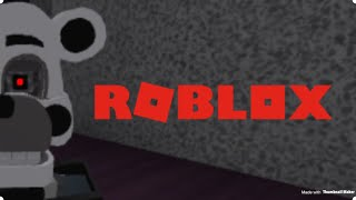 Roblox: UCN RP playing as Blacktime Freddy