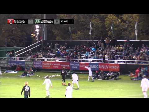 NCAA DI Soccer: #13 Seattle U at Utah Valley University