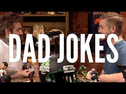 Dad Jokes - Don't Laugh Challenge