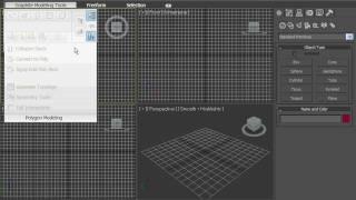 Интерфейс в 3DsMax 2010 (1/42)