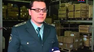 Воронежские таможенники конфисковали партию массажных аппликаторов(, 2016-03-22T17:29:23.000Z)