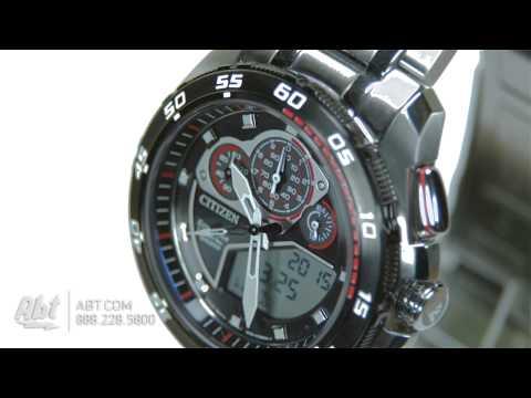Citizen Promaster Super Sport Watch JW011155E Overview