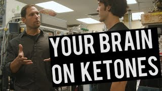 Keto, Muscle & Cancer w/ Dom D'Agostino, PhD