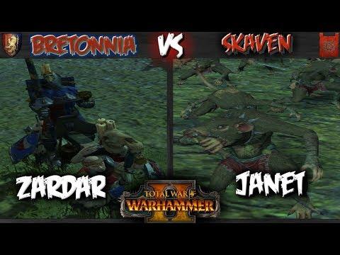 Autogen Fever (Janet On Occasion) - Total War: Warhammer 2 - Quick Battle #22