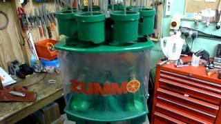 Zummo orange jucing machine