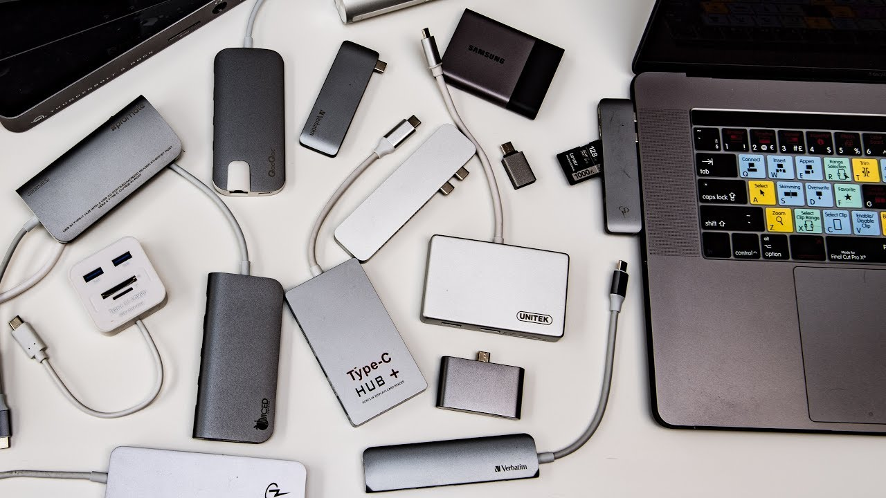 BEST USB-C Hub / Dongle - What to buy??