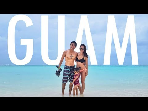 Guam Vacation 2019 Part 1 | Travel Vlog | #nikkoandjenenriqu