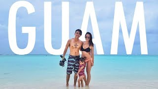 Guam Vacation 2019 Part 1 | Travel Vlog | #nikkoandjenenriquez