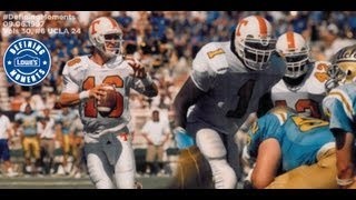... peyton manning led tennessee to a dramatic win in pasadena.