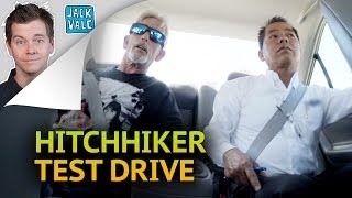 Picking Up A Hitchhiker On A Test Drive! thumbnail
