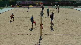 12.05.2018 Пляжный волейбол