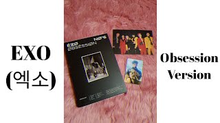 Baixar Unboxing EXO (엑소) 'OBSESSION' The 6th Album Obsession Version