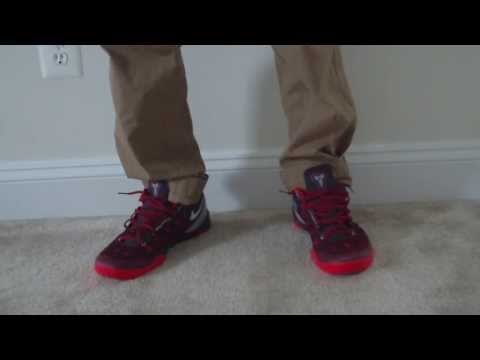 a865d85e9dbc Nike Kobe 8 System YOTS (Year of The Snake) On Feet Review