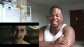 Suicide Squad - Comic-Con First Look [HD] REACTION!!!