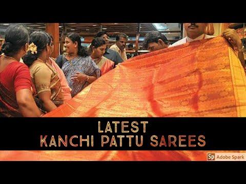 latest-kanchi-pattu-sarees-collection-by-gayathrireddy-designer-studeo-||కొత్త-పట్టు-శారీస్