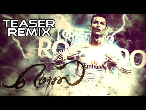 Mersal Teaser Trailer - Cristiano RONALDO Version - HD
