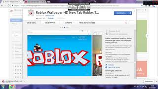 How to add any ROBLOX photo on your Google
