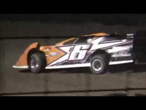 Salina Speedway NCRA/BSB Manufacturing/NeSmith Late Models *Main Event* 9-2-16