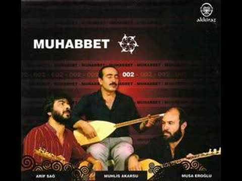 Muhabbet-2 KORO - GURBET ELDE BİR HAL GELDİ BAŞIMA - 1984